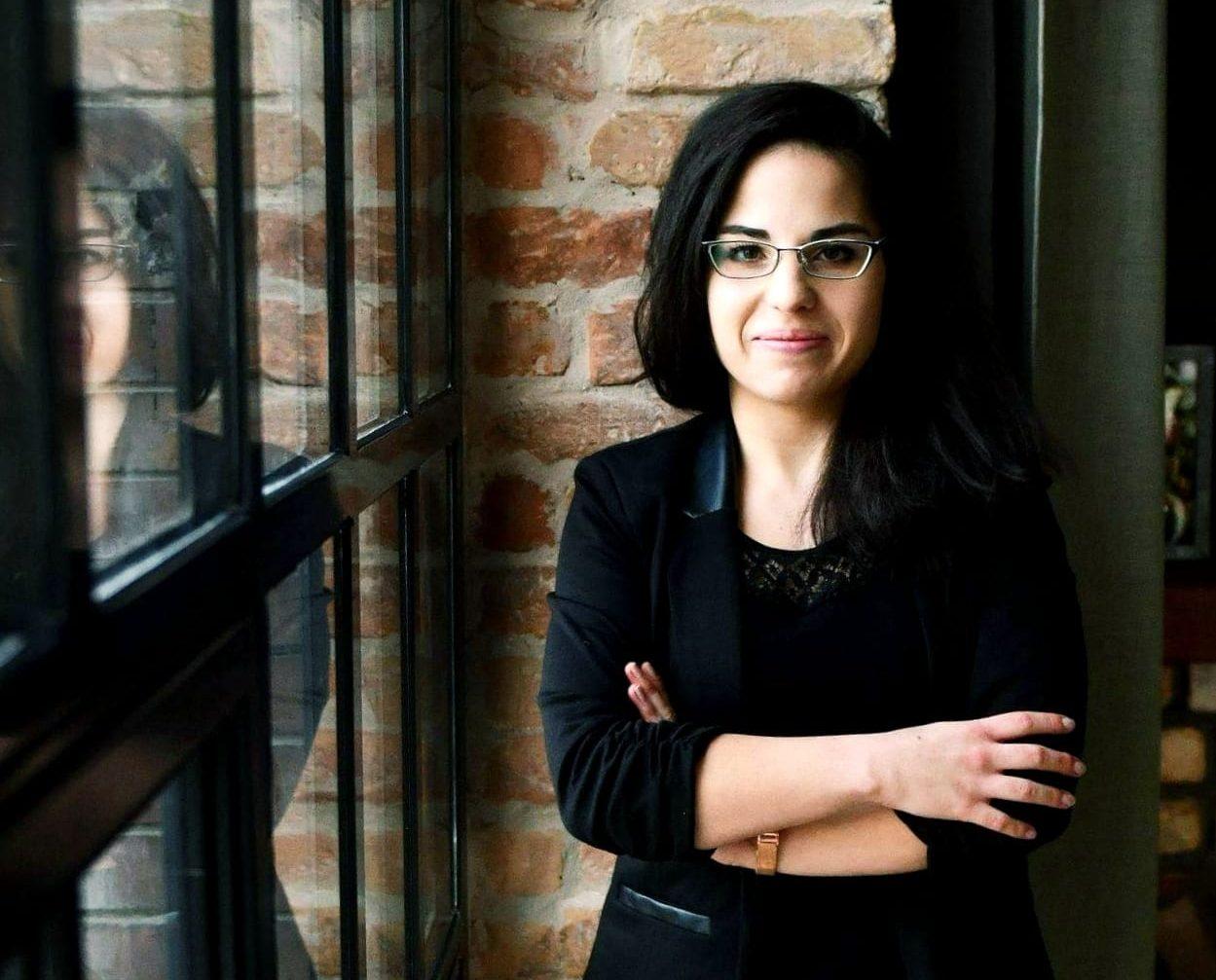 Haraszti Mária magyar, angol és német marketing és SEO szövegíró.
